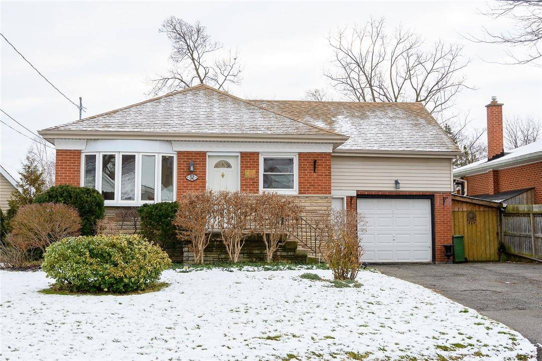 House for sale at 32 Bland Ave Stoney Creek Ontario - MLS: H4069894