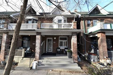 Townhouse for sale at 32 Bloomfield Ave Toronto Ontario - MLS: E4698067