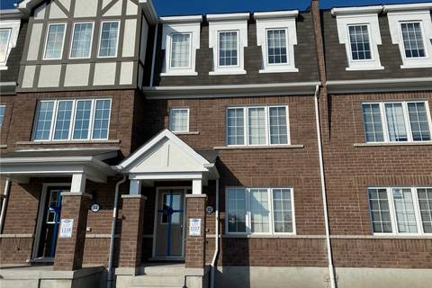 Townhouse for rent at 32 Bluegill Cres Whitby Ontario - MLS: E4643027