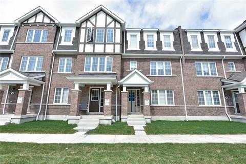 Townhouse for sale at 32 Bluegill Cres Whitby Ontario - MLS: E4738339