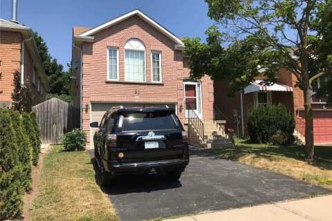 House for rent at 32 Braemore Rd Brampton Ontario - MLS: W4825839