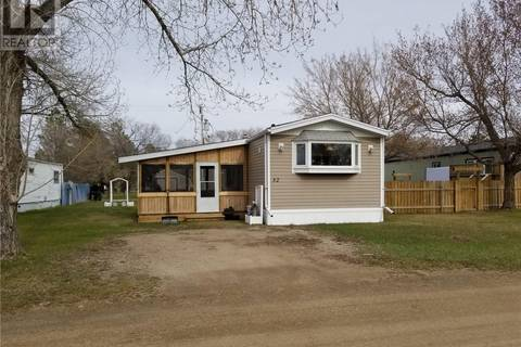 Residential property for sale at 32 Brentwood Trailer Ct Unity Saskatchewan - MLS: SK771325
