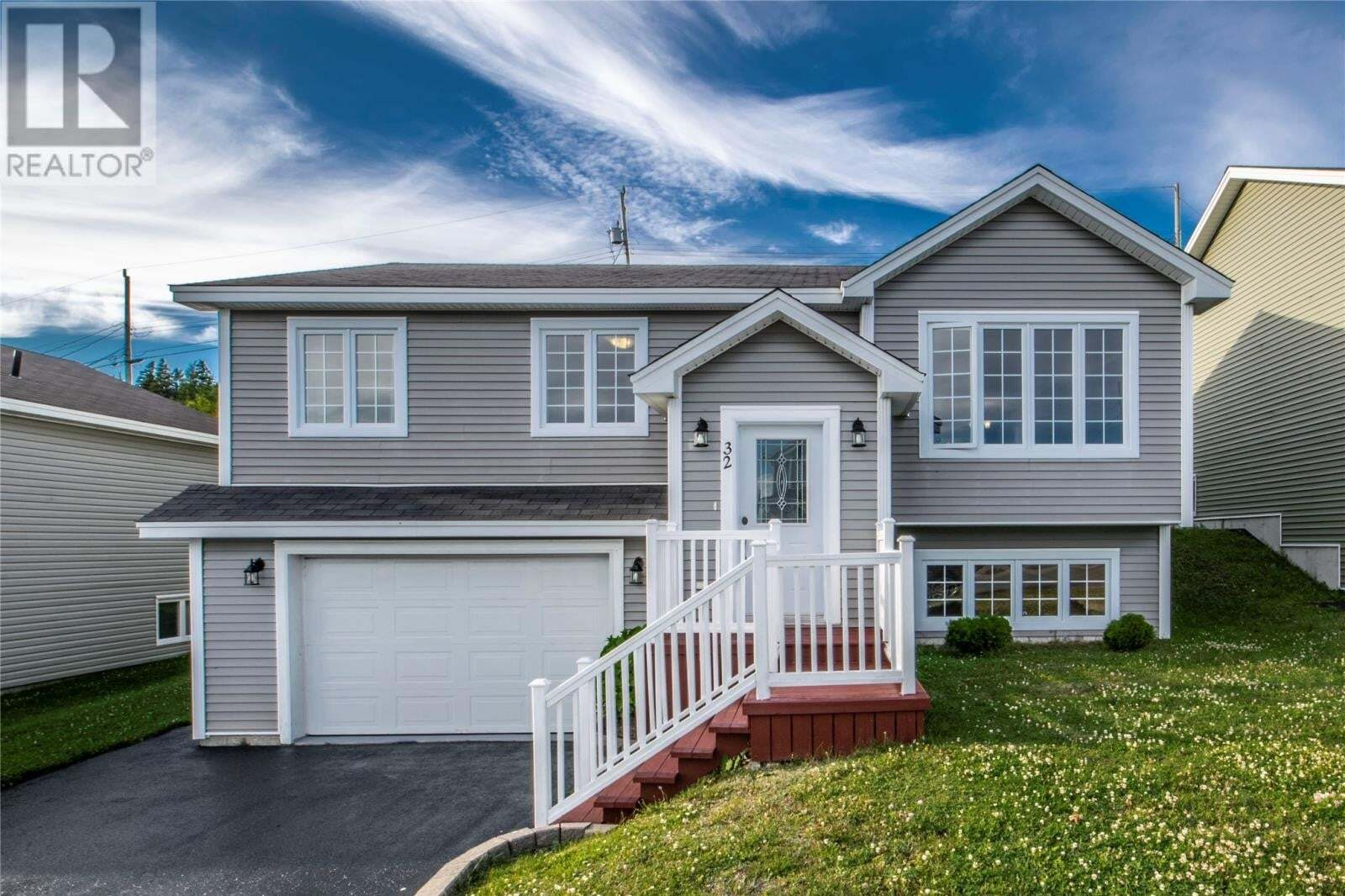 House for sale at 32 Brittany Dr Paradise Newfoundland - MLS: 1218218