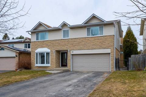 House for sale at 32 Calder Cres Whitby Ontario - MLS: E4726288