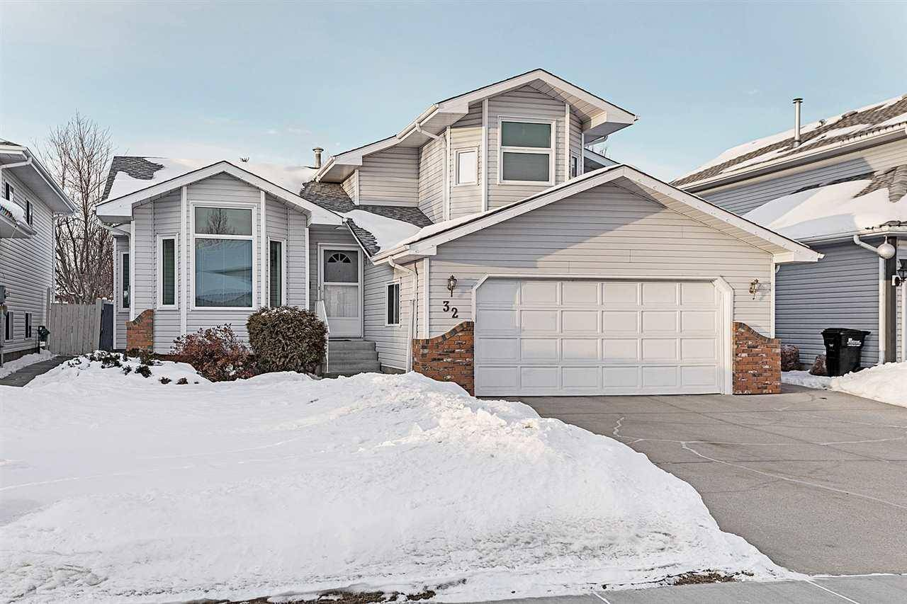 House for sale at 32 Calico Dr Sherwood Park Alberta - MLS: E4185747
