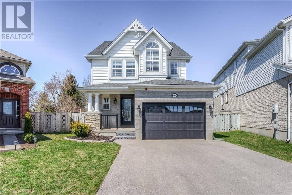 House for sale at 32 Calvin Ct Cambridge Ontario - MLS: 30801667