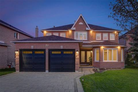 House for sale at 32 Cantex Ct Richmond Hill Ontario - MLS: N4438268