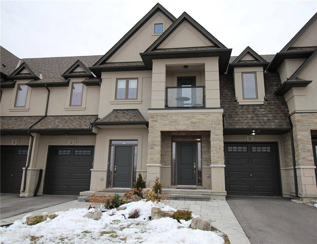 Townhouse for sale at 32 Carmel Dr Hamilton Ontario - MLS: H4071929