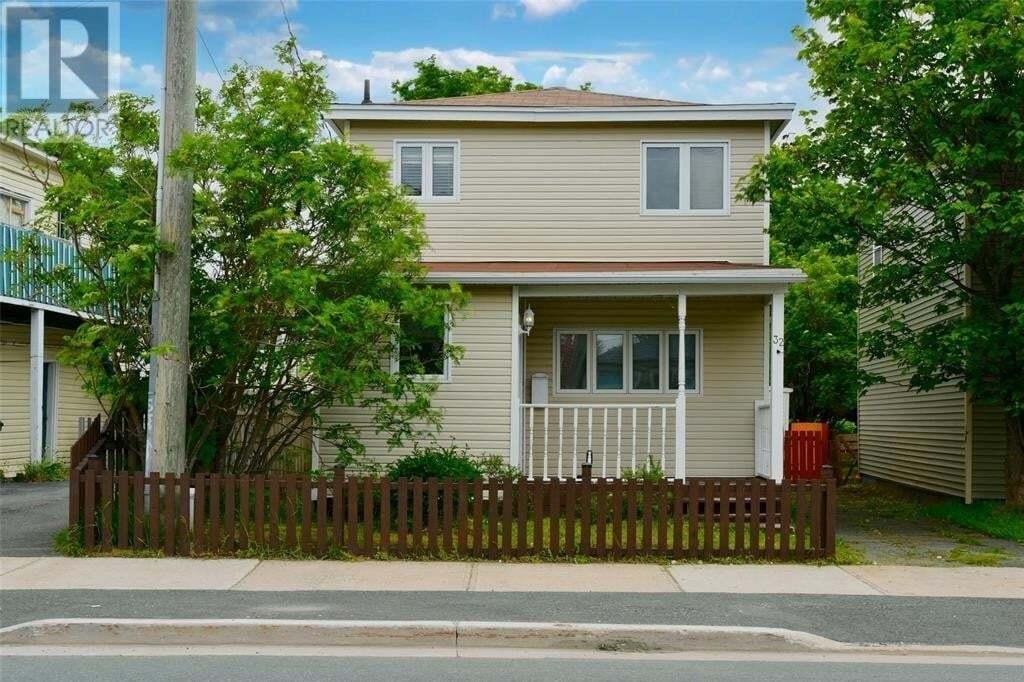 House for sale at 32 Cashin Ave St John's Newfoundland - MLS: 1221594