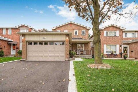House for sale at 32 Cassander Cres Brampton Ontario - MLS: W4972847