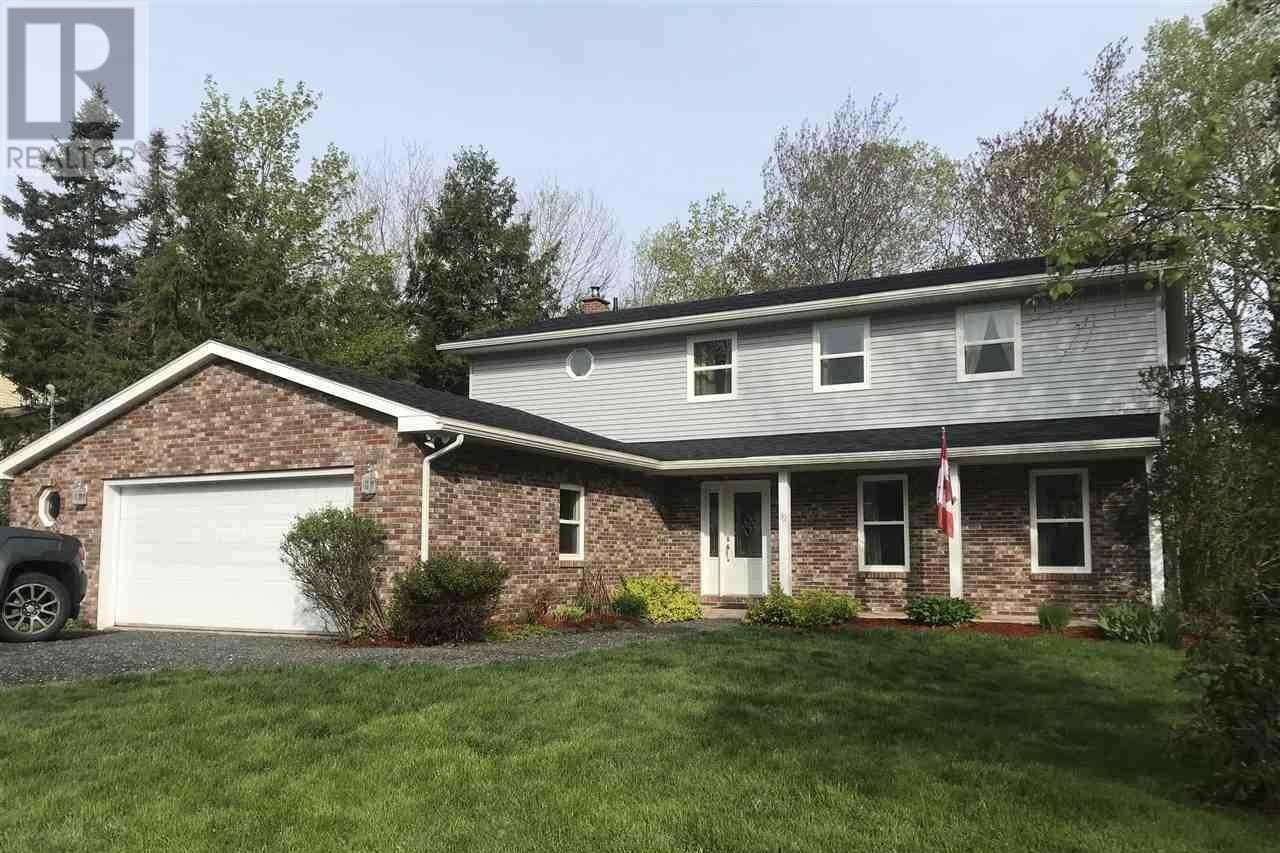 House for sale at 32 Cedar Dr Stellarton Nova Scotia - MLS: 202008363