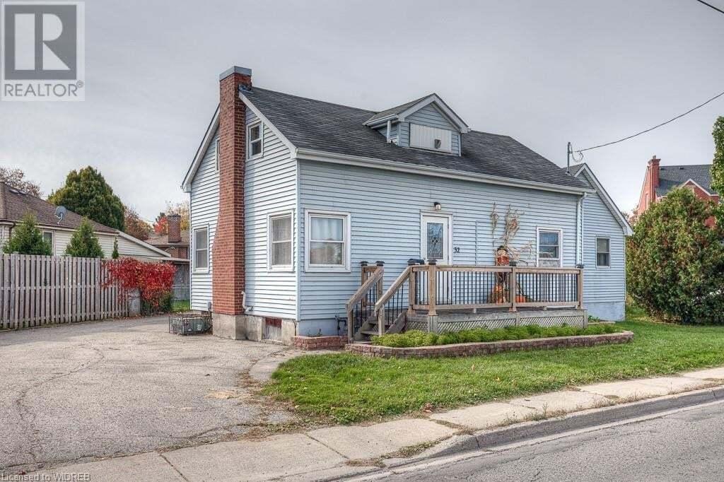 House for sale at 32 Cedar St Woodstock Ontario - MLS: 40034008