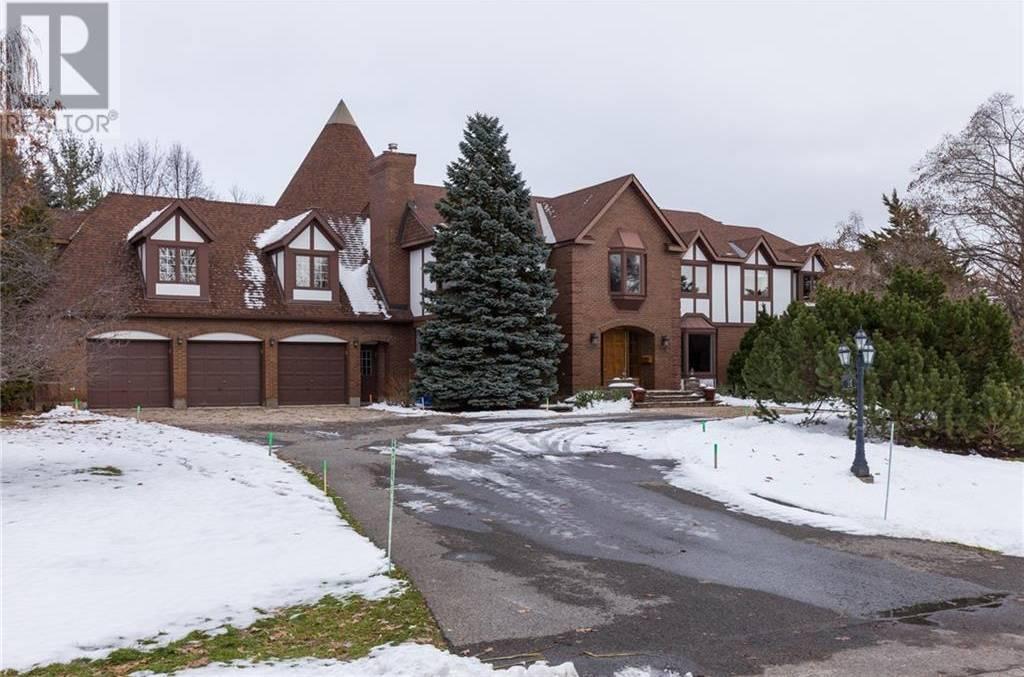 House for sale at 32 Cedarhill Dr Ottawa Ontario - MLS: 1172442