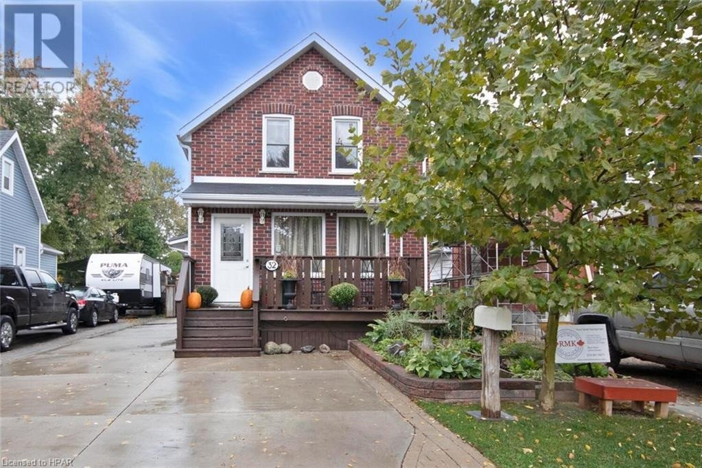House for sale at 32 Cherry St Stratford Ontario - MLS: 40029403