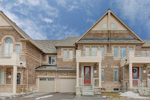 Townhouse for sale at 32 Christian Ritter Dr Markham Ontario - MLS: N4689476