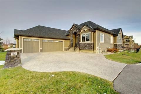 House for sale at 32 Cimarron Estates Li Okotoks Alberta - MLS: C4287207