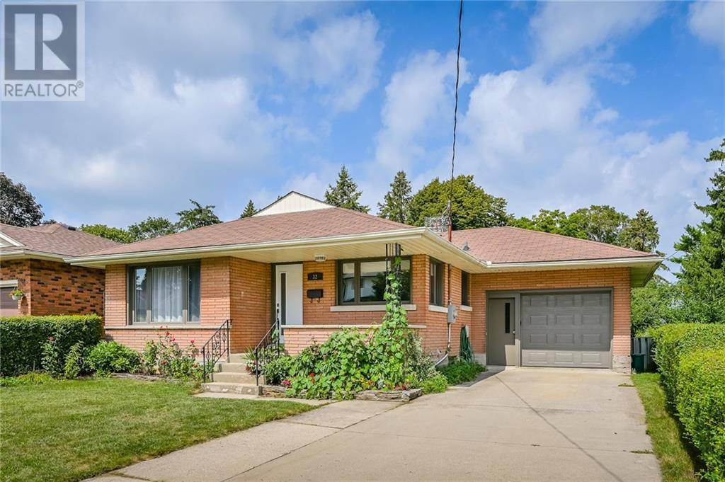 House for sale at 32 Clive Rd Kitchener Ontario - MLS: 30758516