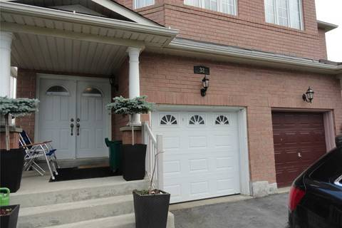 Townhouse for rent at 32 Coates Dr Milton Ontario - MLS: W4424774