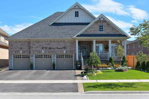 House for sale at 32 Copeland Cres Innisfil Ontario - MLS: N4893019