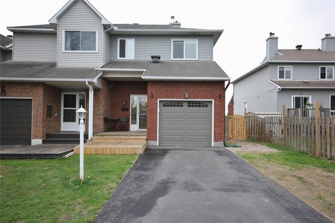 For Sale: 32 Danaher Drive, Ottawa, ON | 3 Bed, 3 Bath Townhouse for $349,900. See 30 photos!