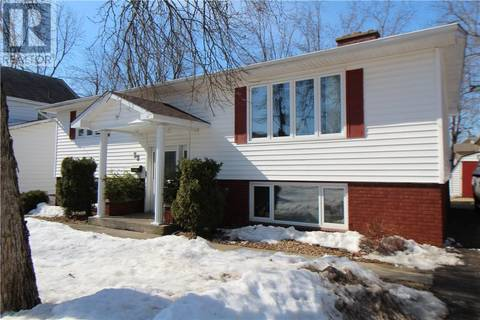 Townhouse for sale at 32 Edgett Ave Moncton New Brunswick - MLS: M122068