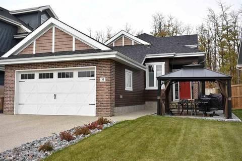 House for sale at 32 Edgewater Te N St. Albert Alberta - MLS: E4142587