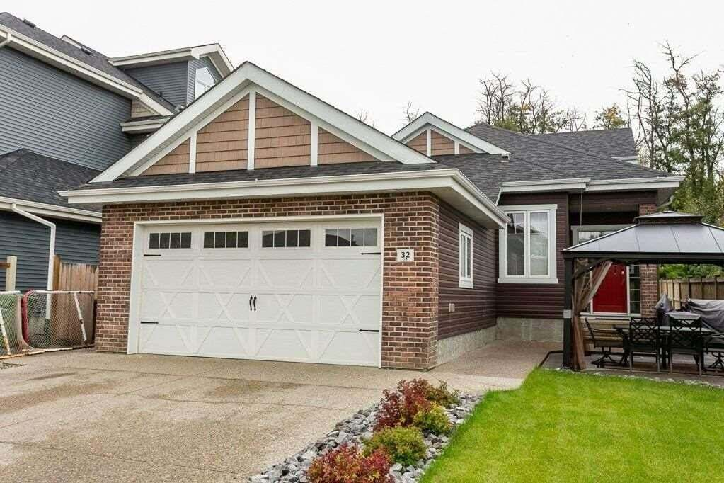 House for sale at 32 Edgewater Tc St. Albert Alberta - MLS: E4205341