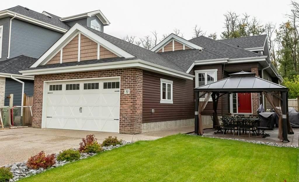 House for sale at 32 Edgewater Te St. Albert Alberta - MLS: E4173232