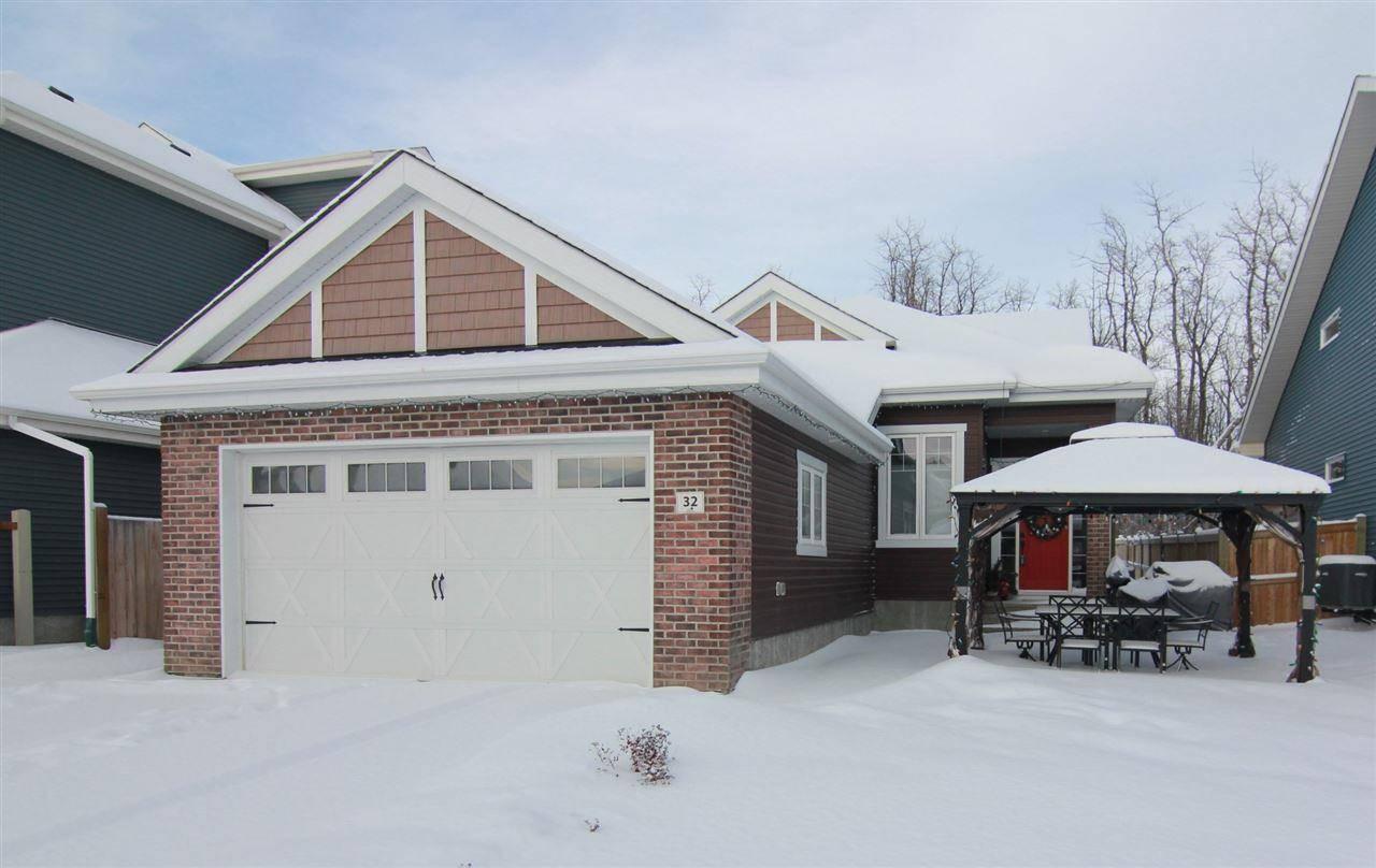 House for sale at 32 Edgewater Te St. Albert Alberta - MLS: E4183587