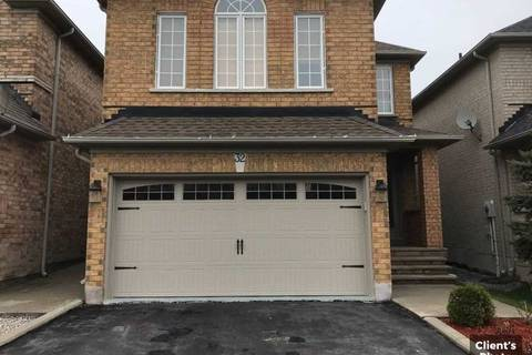 House for sale at 32 Emily Carr Cres Caledon Ontario - MLS: W4404582