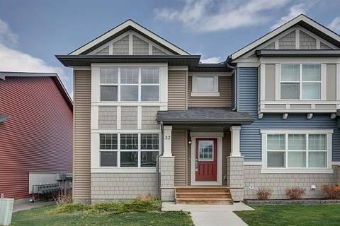 Townhouse for sale at 32 Evansridge Ct Northwest Calgary Alberta - MLS: C4243738