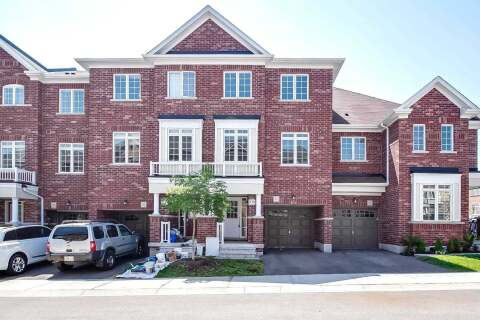 Townhouse for sale at 32 Fanny Grove Wy Markham Ontario - MLS: N4771892