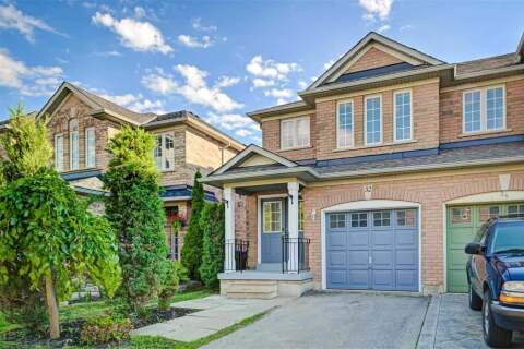Townhouse for sale at 32 Frank Johnston Rd Caledon Ontario - MLS: W4814055