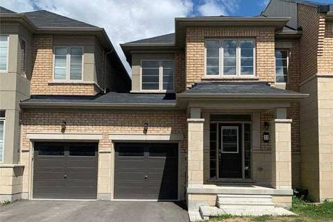 Townhouse for sale at 32 Frederick Pearson St East Gwillimbury Ontario - MLS: N4510949