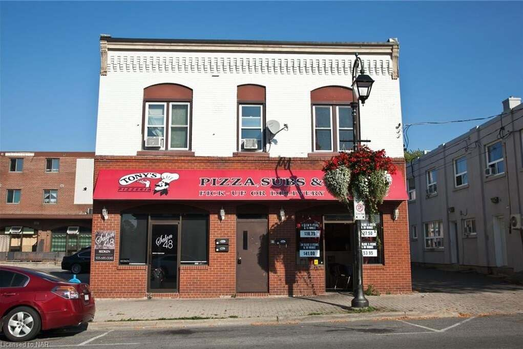 Commercial property for sale at 32 Front St North Thorold Ontario - MLS: 30810473