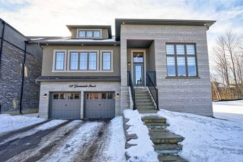 House for sale at 32 Greenwich St Barrie Ontario - MLS: S4704120