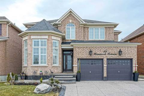 House for sale at 32 Hammock Terr Brampton Ontario - MLS: W4451446