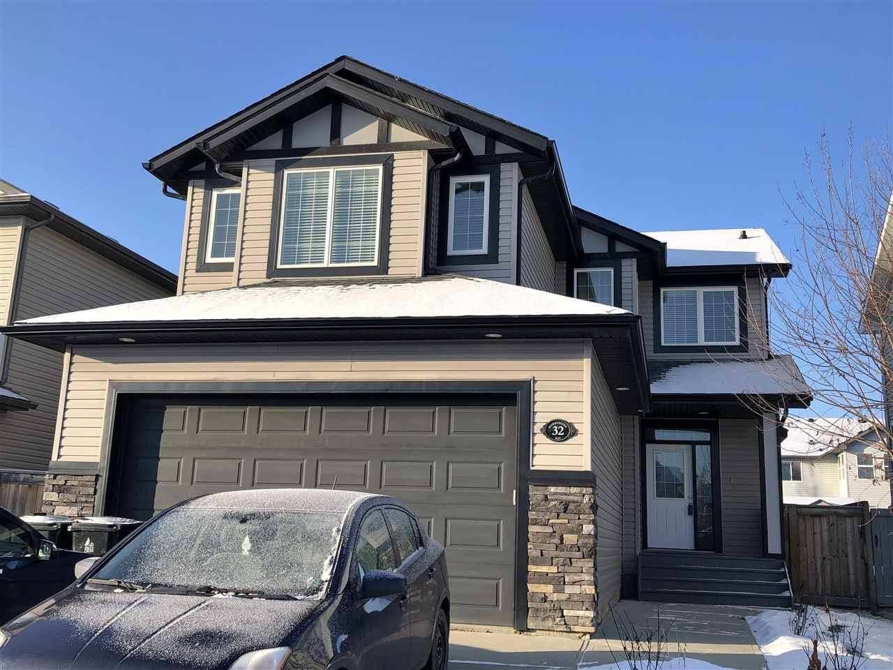 House for sale at 32 Harrington By Spruce Grove Alberta - MLS: E4171960