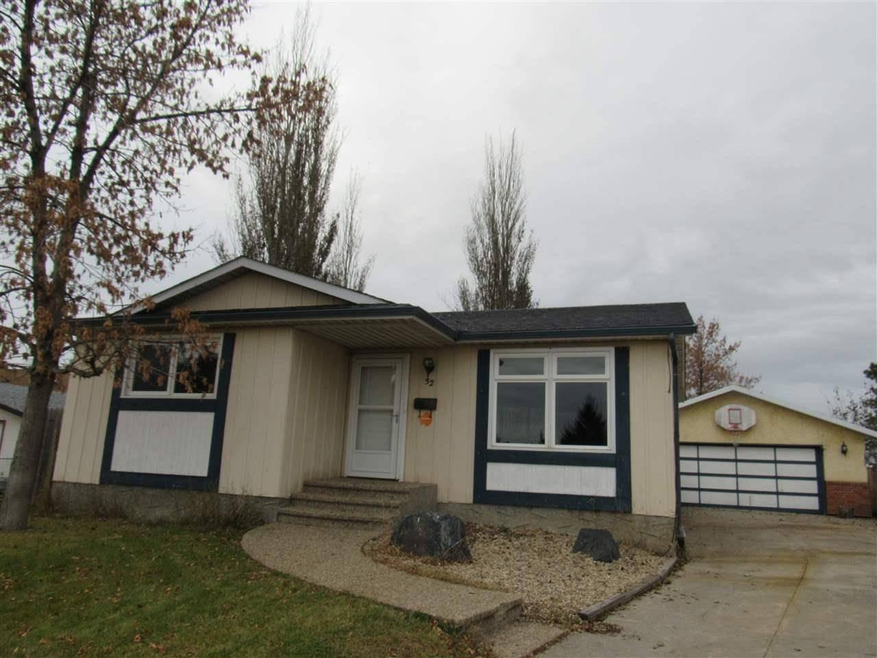 House for sale at 32 Harrow Circ Nw Edmonton Alberta - MLS: E4177923