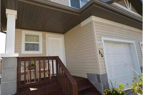 Townhouse for sale at 32 Hartwick Landng Spruce Grove Alberta - MLS: E4144417