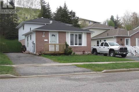 House for sale at 32 Hergott Ave Elliot Lake Ontario - MLS: 2068763