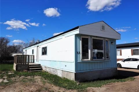 Residential property for sale at 32 Heritage Estates Kindersley Saskatchewan - MLS: SK806706