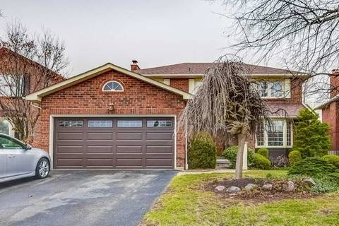 House for sale at 32 Hialeah Cres Whitby Ontario - MLS: E4736346