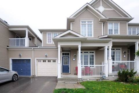 Townhouse for sale at 32 Hickory Ridge St Georgina Ontario - MLS: N4460902