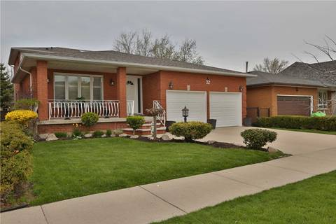 House for sale at 32 Highbury Dr Hamilton Ontario - MLS: X4446422