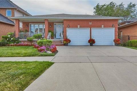 House for sale at 32 Highbury Dr Hamilton Ontario - MLS: X4533358