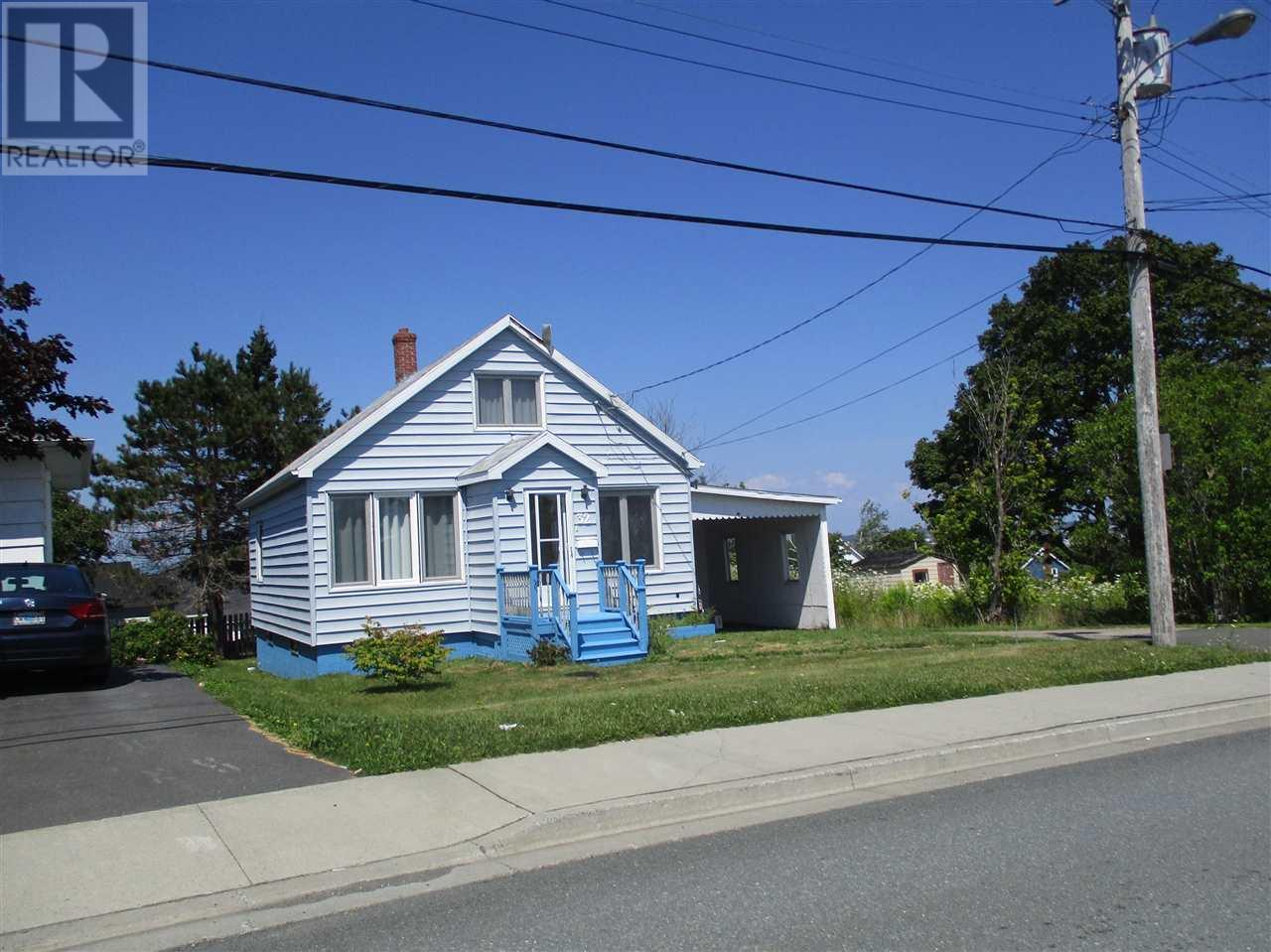 For Sale: 32 Hillside Street, Sydney, NS | 2 Bed, 1 Bath House for $94,500. See 24 photos!
