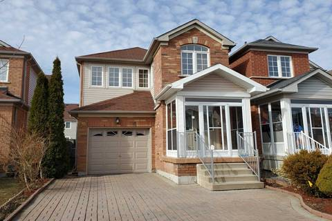 House for sale at 32 Holloway Rd Markham Ontario - MLS: N4724158