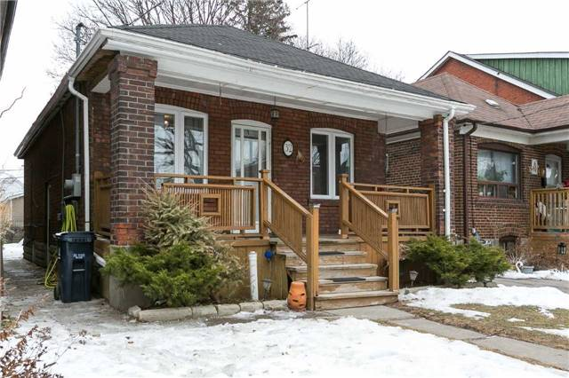Sold: 32 Howick Avenue, Toronto, ON