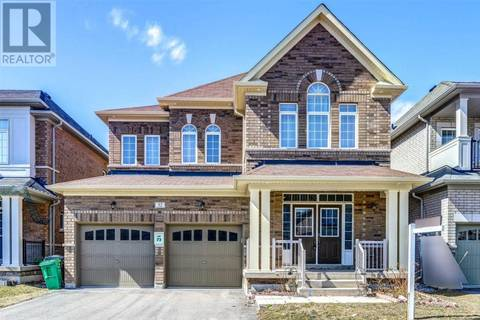 House for sale at 32 Kalmia Rd Brampton Ontario - MLS: W4404705
